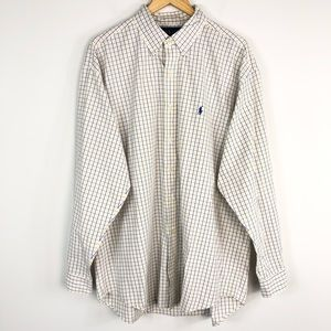 Ralph Lauren Golf Blake 2 Ply Cotton Shirt